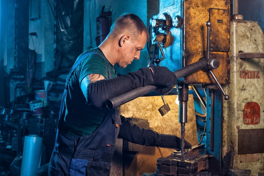 Metal Machinist